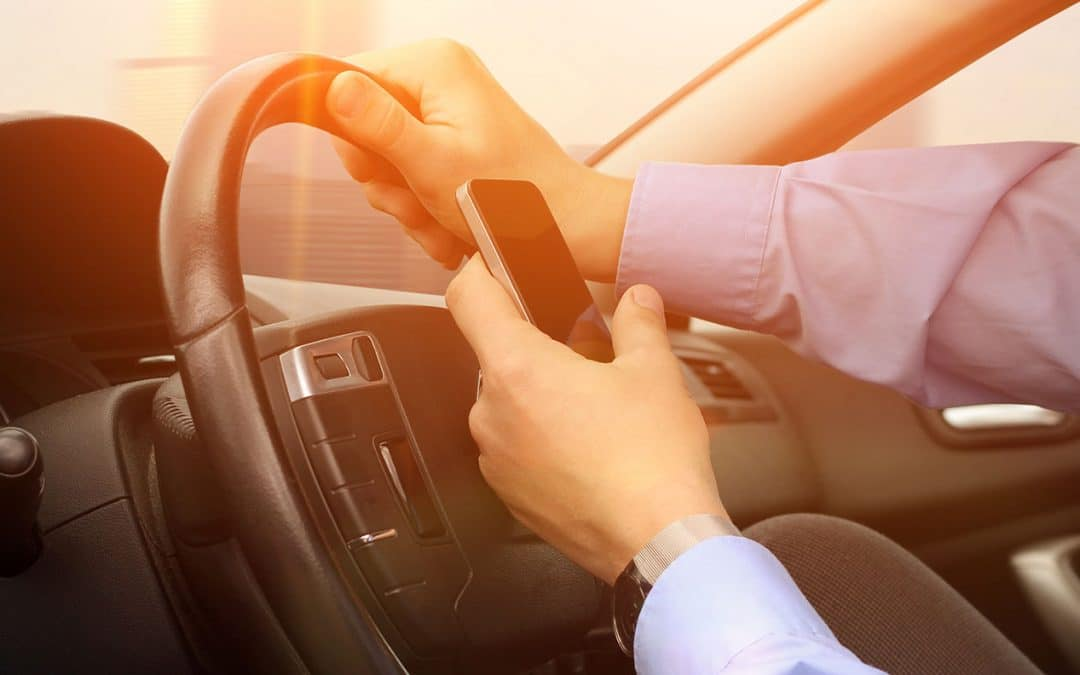 April is distracted driving awareness month. Here are some statistics about the critical issue of distracted driving and ways to cope with the distractions.
