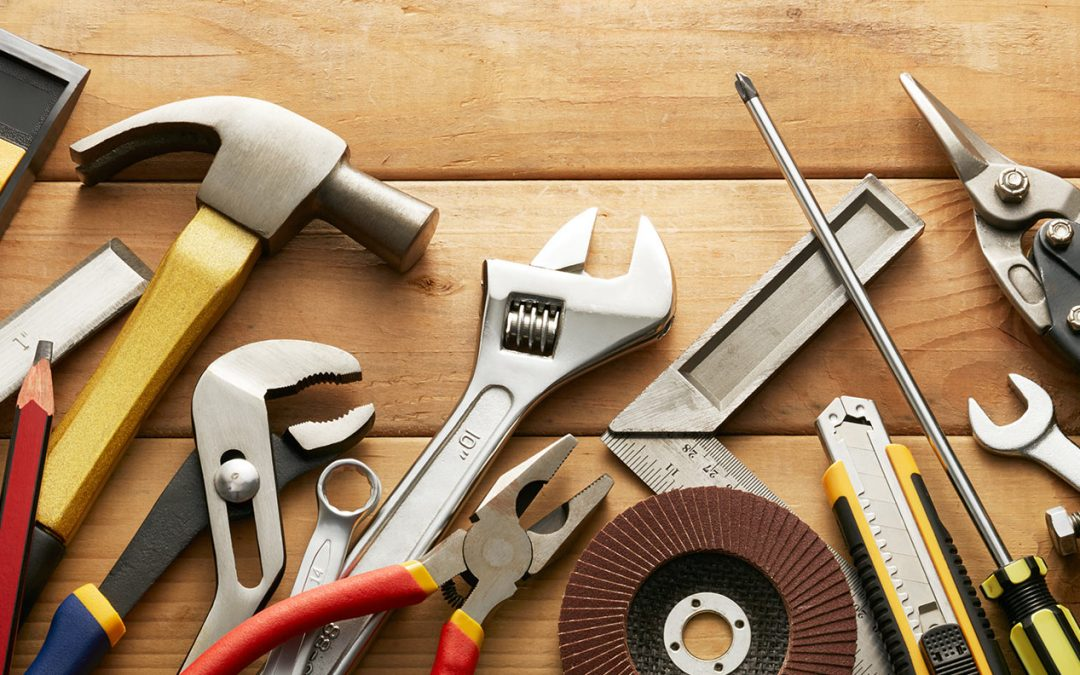 Home Improvement Tasks to Check Off the List Once and for All